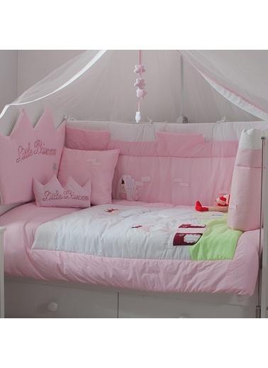Little Princess Uyku Setı 8 Parça (80X140)-Aybibaby